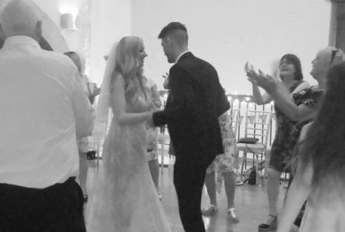 Wedding DJ at Priston Mill Watermill