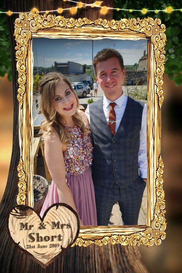 Mr & Mrs Durbin, wedding guests