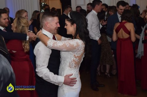 First dance time