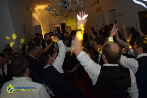 Wedding of the year, put your hands up in the air