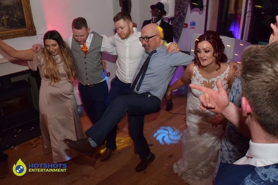 Good times on the dance floor